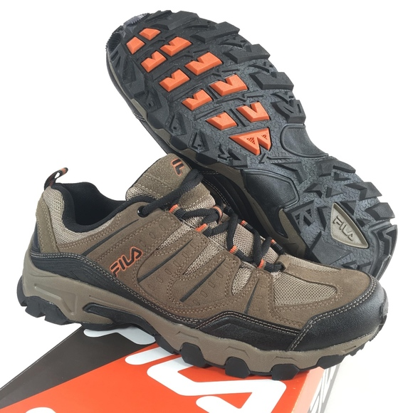 Fila Men's Outdoor Midland Hiking Running Shoes NWT